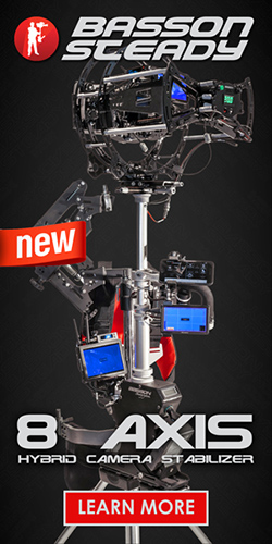 Basson Steady - STEADYCAM CAMERA STABILIZER
